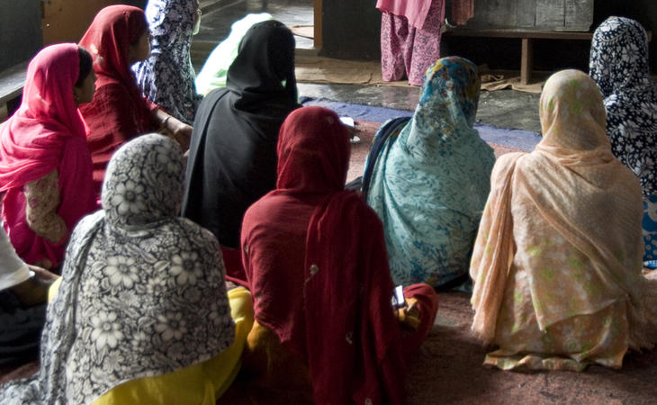 La venta de niñas en Kabul es algo común