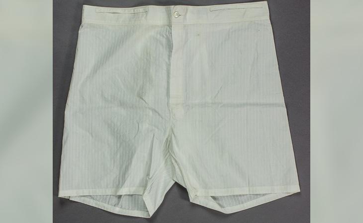 Los calzoncillos olvidados por Hitler en un hotel han sido subastados casi 80 años después por 5.000 dólares