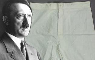 Vendidos los calzoncillos de Adolf Hitler en una subasta por 5.000 dólares