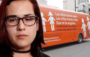 La hija de una fundadora de la ultracatólica plataforma Hazte Oír es transexual y lesbiana