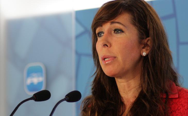 El PP quiere acabar con el anonimato en las redes sociales tras el acoso a la diputada popular Alicia Sánchez-Camacho