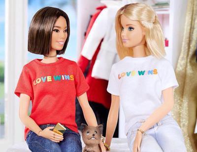La muñeca Barbie protagoniza una campaña a favor del matrimonio homosexual