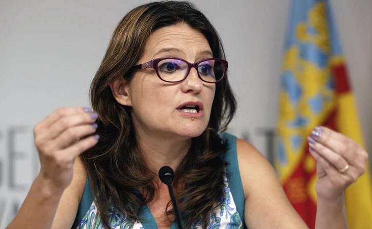 Mónica Oltra ha anunciado la apertura de una investigación