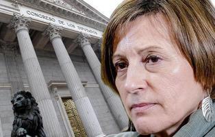 El Congreso invita a Carme Forcadell a la recepción del Día de la Constitución