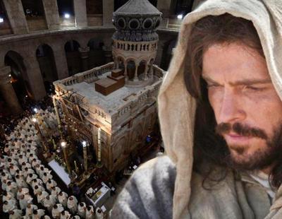 ¿Existió Jesucristo? Su tumba fue construida 300 años después de su muerte