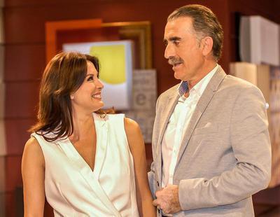 Juan y Medio no será sancionado tras la polémica broma de cortarle la falda a su compañera