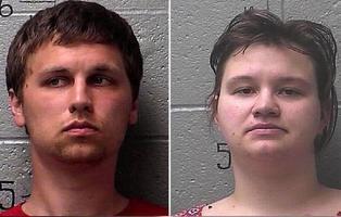 Prisión con fianza para una pareja que metió a su bebé de 4 meses en un microondas