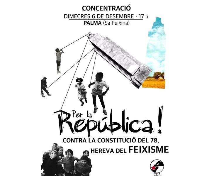 Los CDR intentarán movilizar a los mallorquines para proclamar la República en los 'Països Catalans'
