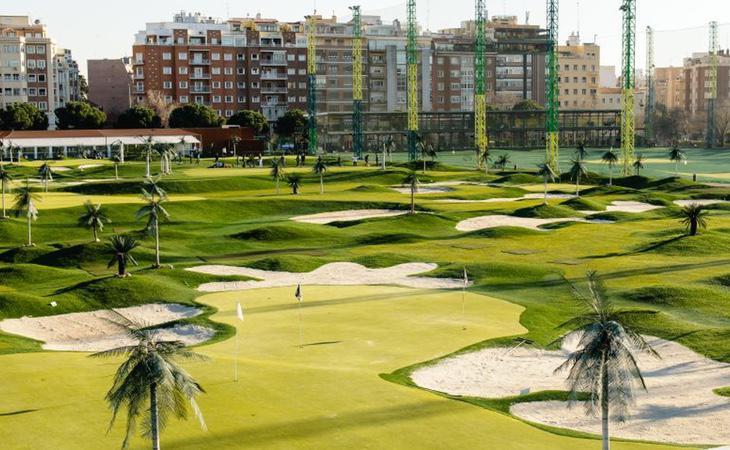 El campo de Golf fue construido incumpliendo todas las normas
