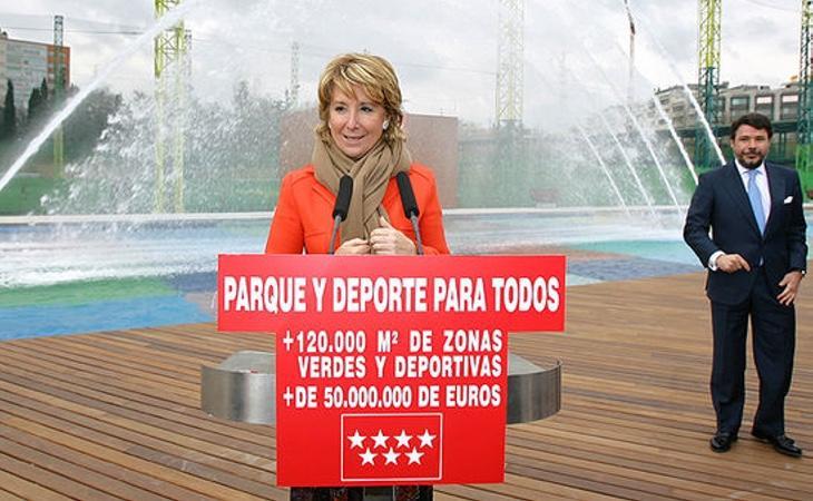 El campo de golf del Canal podría haber sido objeto de la financiación ilegal del PP madrileño