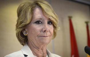 Esperanza Aguirre será imputada en los próximos días en el marco de la operación Lezo