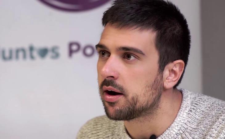 Ramón Espinar ha asegurado que se tomarán medidas si se confirman los hechos