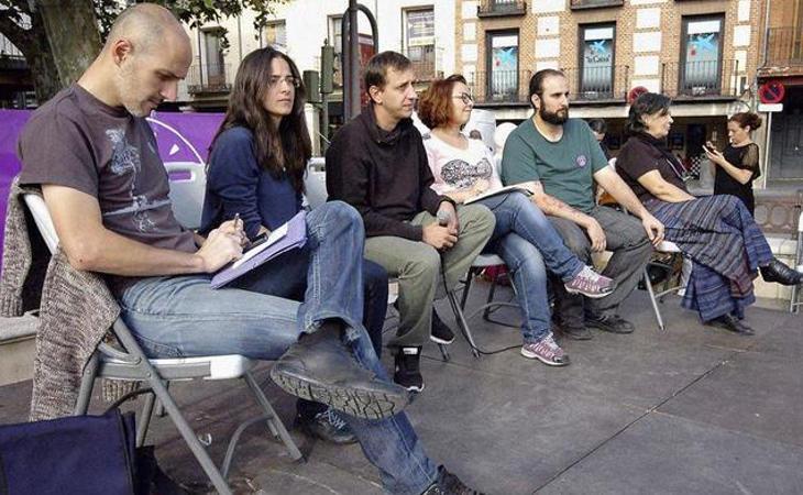 Los concejales de Somos Alcalá implicados han sido suspendidos de la militancia de Podemos