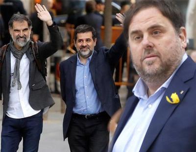 El Supremo mantiene en prisión a Junqueras, Forn y a los Jordis