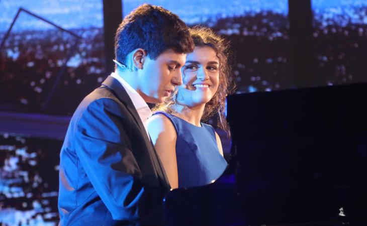 Alfred y Amaia enamoraron cantando 'City of Stars'