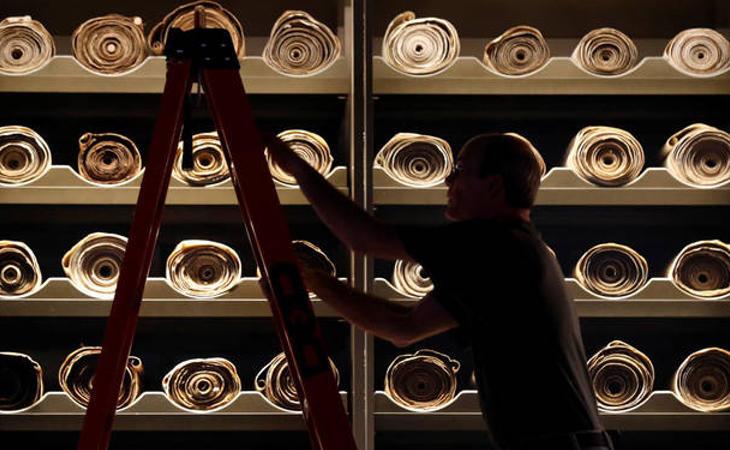 Este Museo de la Biblia se ha construido en pleno centro del poder político de Washington