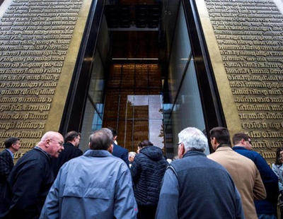 Los católicos arden de euforia con el polémico nuevo Museo de la Biblia de Washington