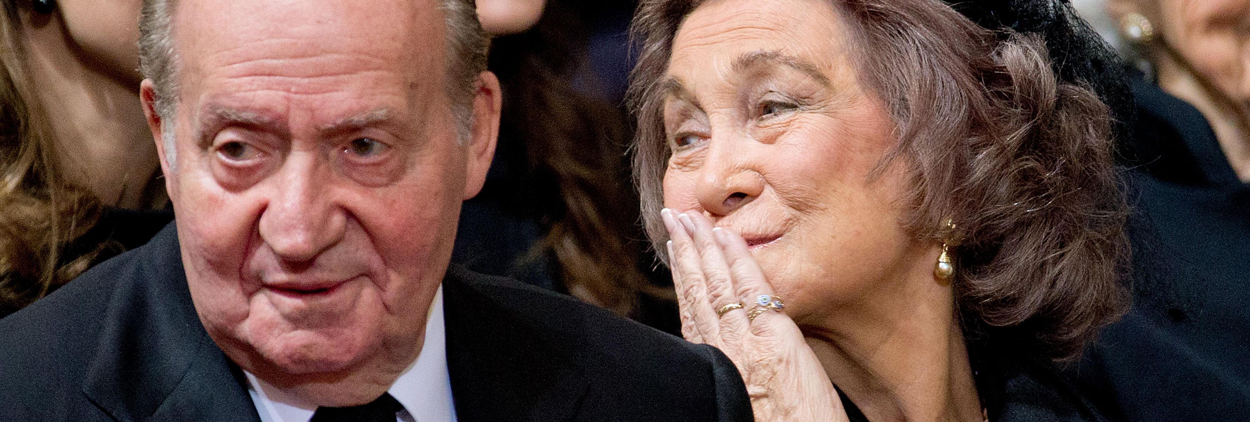 Pilar Eyre desvela que Juan Carlos I tiene una hija secreta y que todos la conocemos