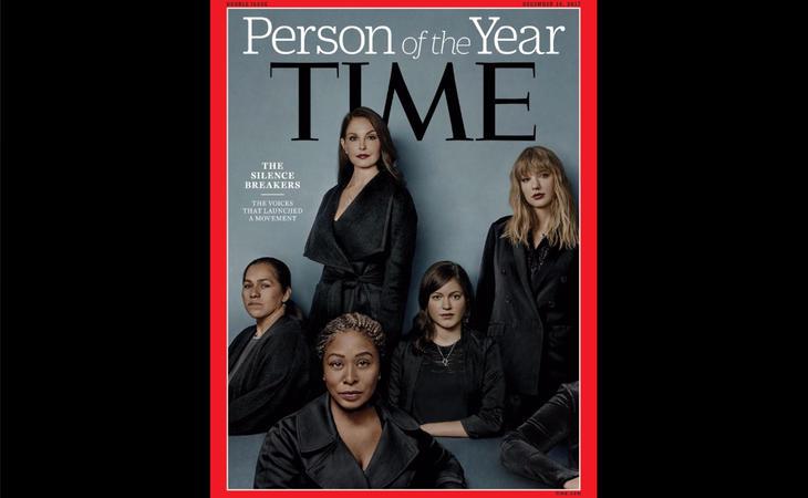 Las protagonistas de 2017 en Time