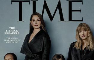 Time nombra personaje del año al movimiento #MeToo que ha denunciado el acoso sexual
