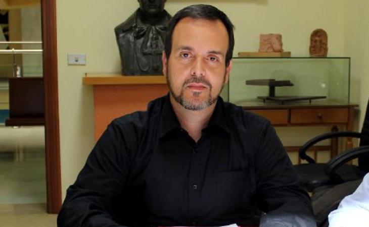 El edil de Por Burriana Sí Se Puede, Manel Navarro
