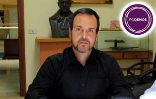 """Intentan comprar un edil de Podemos para poner un alcalde del PP: """"Prefiero comer mierda"""""""
