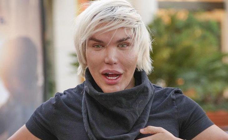 Este es el aspecto que luce el Ken Humano actualmente