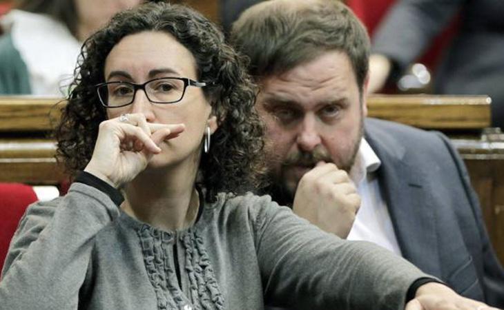 Marta Rovira es la candidata virtual de ERC tras la prisión de Junqueras