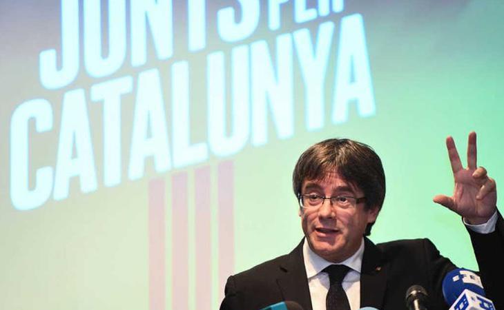 Puigdemont considera que cualquier opción que no le haga presidente supone legitimar el 155