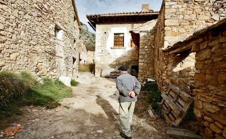 El abandono de muchas regiones está dejando localidades completamente despobladas