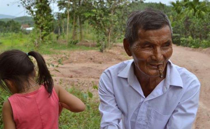Hai Ngoc mantiene una salud envidiable a sus 75 años