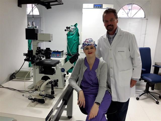 La investigación del Dr. Jan Tesarik podría ser revolucionaria