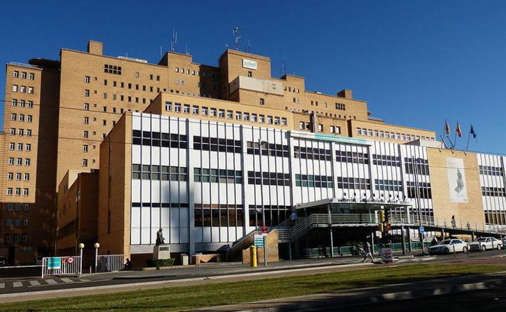 La víctima permanece en el hospital Miguel Servet, aunque los médicos descartan que vuelva a recuperar la conciencia