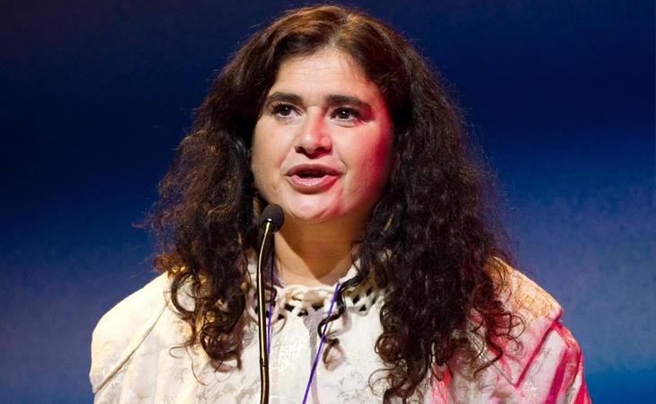 Lucia Etxebarría siembra la polémica con su artículo sobre 'La Manada'