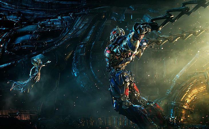 'Transformers: El último caballero', de Michael Bay