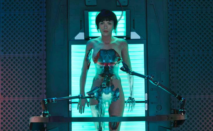 'Ghost in the Shell, de Rupert Sanders