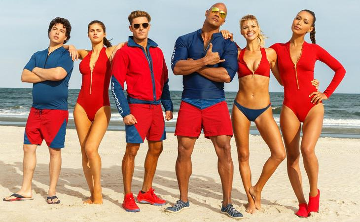 'Baywatch', de Seth Gordon