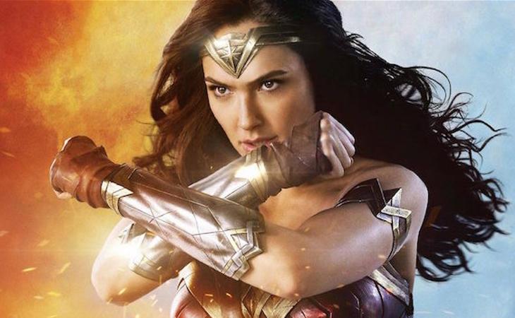 'Wonder Woman', entre las películas más buscadas de 2017