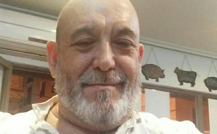 Víctor Laínez, fallecido