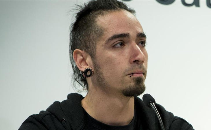 Rodrigo Lanza, detenido por el asesinato