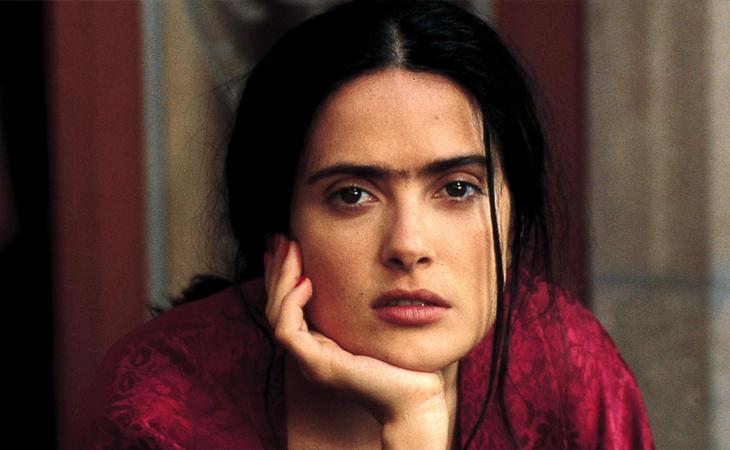 Salma Hayek en 'Frida'