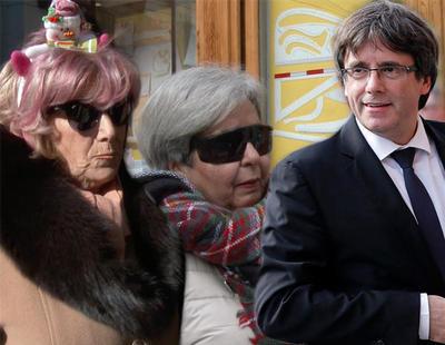 'Señoras que opinan... sobre Cataluña': así están viviendo la crisis independentista