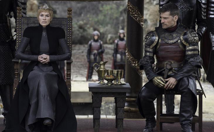'Juego de tronos' se ha convertido en un absoluto fenómeno
