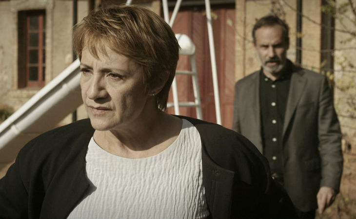 Blanca Portillo y Francesc Garrido, protagonistas de 'Sé quién eres'