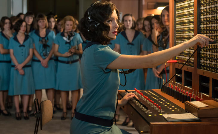 'Las chicas del cable', la primera serIe española para Netflix