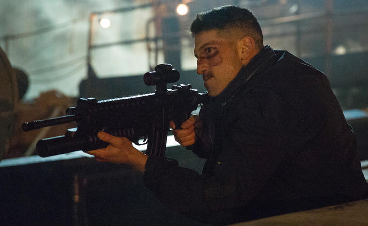Jon Bernthal protagoniza 'The Punisher'