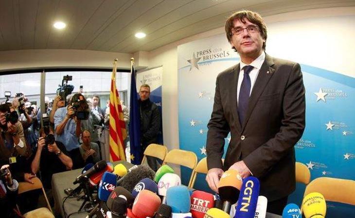 La fuga de Puigdemont ha dañado seriamente su imagen