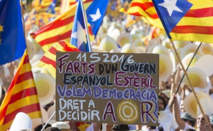Gran parte del independentismo reclama una reforma de las instituciones