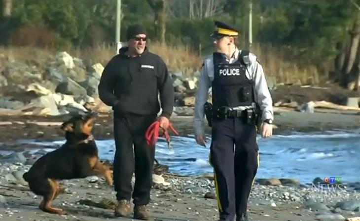 La Policía sigue investigando la zona