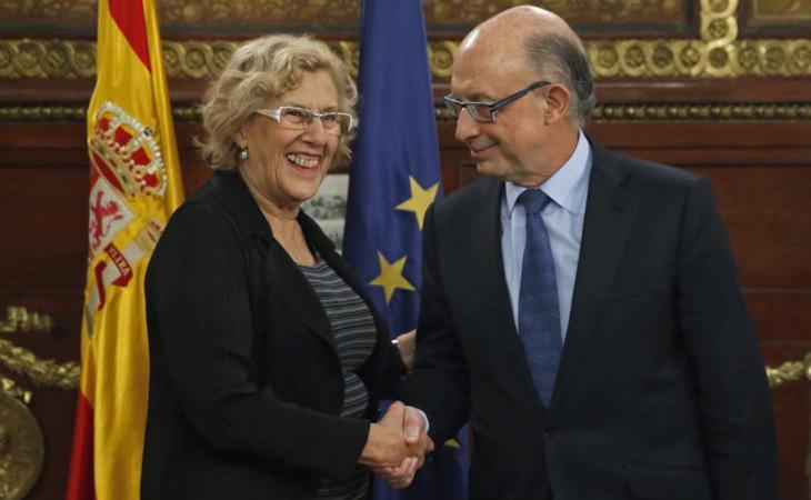 Algunos sectores aseguran que Montoro está labrando el camino para que el PP recupere el Ayuntamiento de Madrid